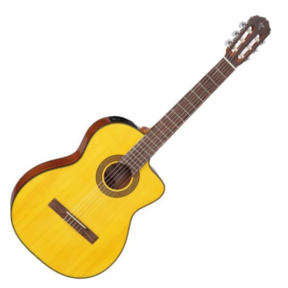 Takamine GC3CE-NAT G-Series Acoustic Electric Classical Guitar in Natural Finish TAKGC3CENAT