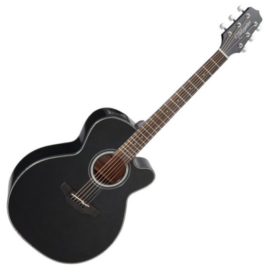 Takamine GN30CE-BLK Acoustic Electric Guitar in Black Finish TAKGN30CEBLK