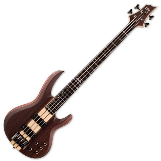 ESP LTD B-4E Bass in Natural Stain LB4ENS