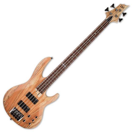 ESP LTD B-204SM Bass Guitar in Natural Stain Finish sku number LB204SMNS