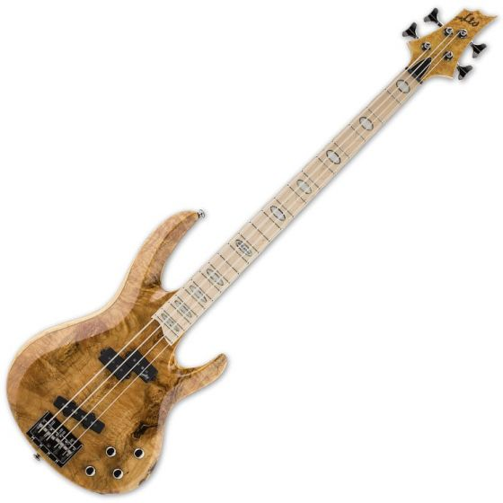 ESP LTD RB-1004BM HN 4-String Electric Bass Guitar in Honey Natural LRB1004BMHN