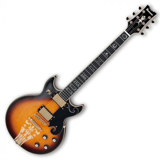 Ibanez Artist Standard AR725 Electric Guitar in Violin Sunburst with Case AR725VLS