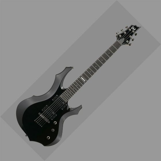 ESP LTD F-50 Guitar in Black Finish sku number LF50BLK