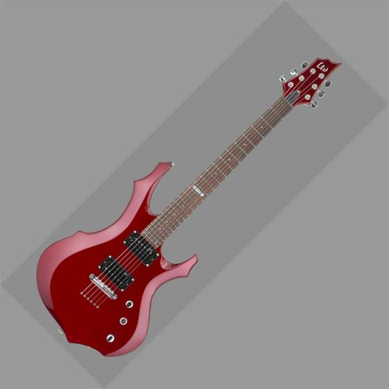 ESP LTD F-50 Guitar in Black Cherry Finish LF50BCH