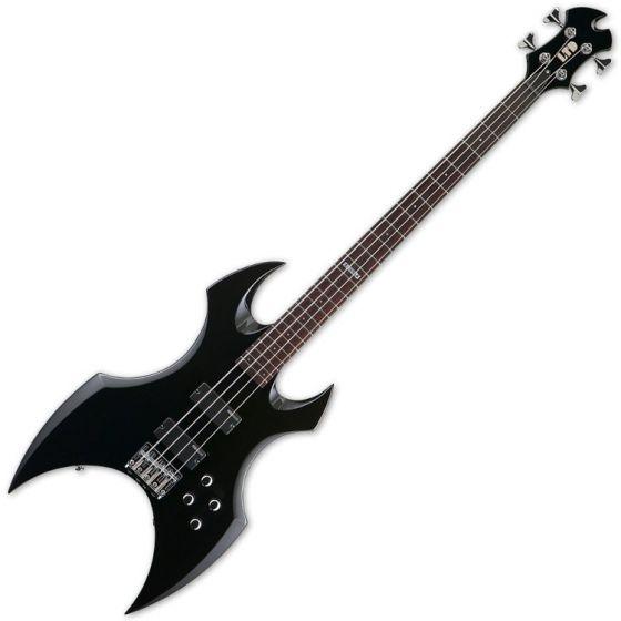 ESP LTD AX-104 Bass in Black LAX104BLK
