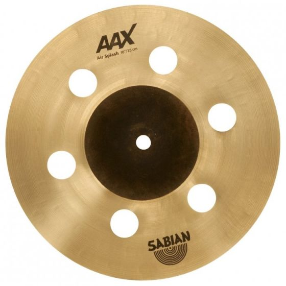 "Sabian 10"" AAX Air Splash Brilliant Finish 21005XAB"