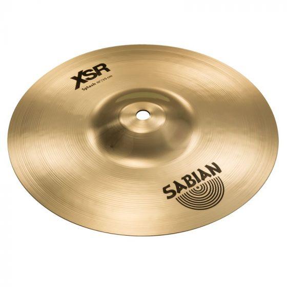 Sabian 10 Inch XSR Splash Cymbal - XSR1005B XSR1005B