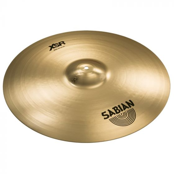 Sabian 20 Inch XSR Ride Cymbal - XSR2012B XSR2012B