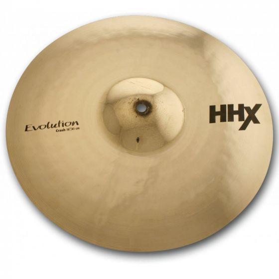 Sabian HHX Evolution Series Crash Cymbal 18 Inches - 11806XEB 11806XEB
