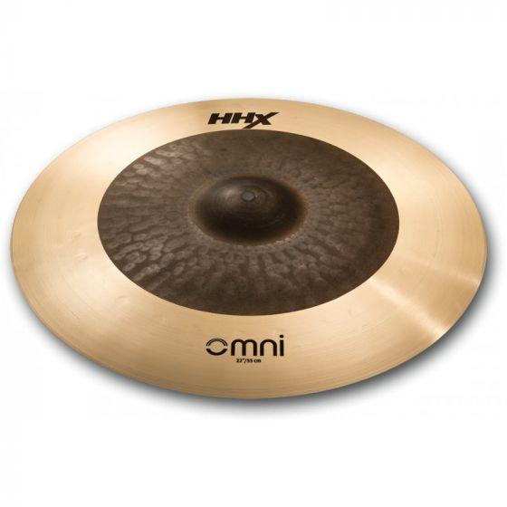 Sabian HHX OMNI Drum Set 22 Inch Ride Cymbal - 122OMX 122OMX