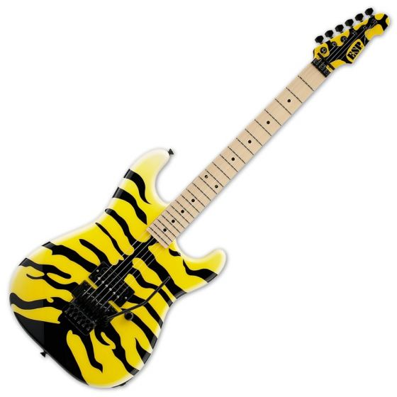 ESP M-1 George Lynch Electric Guitar in Tiger Graphic Finish B-Stock EGLM1.B