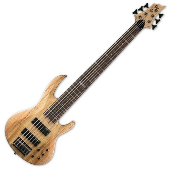 ESP LTD B-206SM Bass in Natural Stain B-Stock LB206SMNS.B