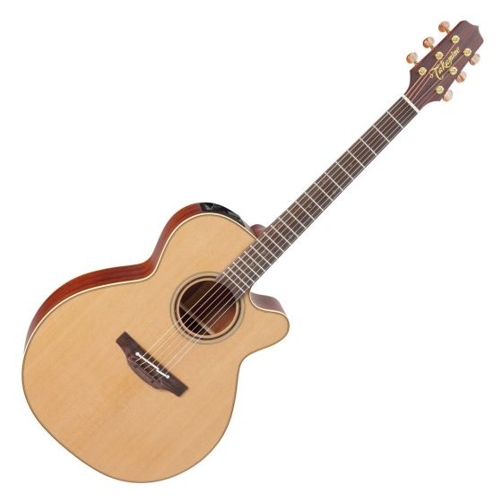 Takamine CP3NC-OV NEX Acoustic Electric Guitar Natural Satin TAKCP3NCOV