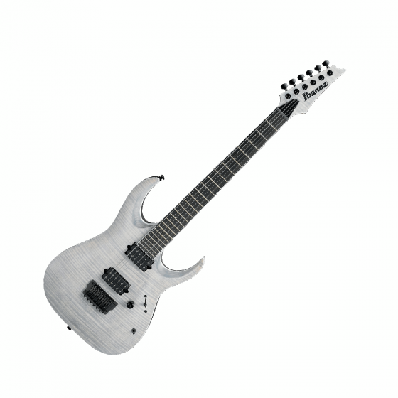 Ibanez RGAIX6FM -WFF Iron Label Series Electric Guitar in White Frost Flat RGAIX6FMWFF
