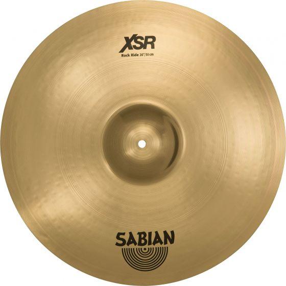 "Sabian XSR 20"" Rock Ride XSR2014B"