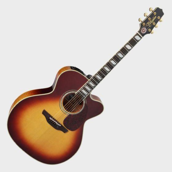 Takamine Signature Series EF250TK Toby Keith Acoustic Guitar in Sunburst Finish B-Stock TAKEF250TK.B