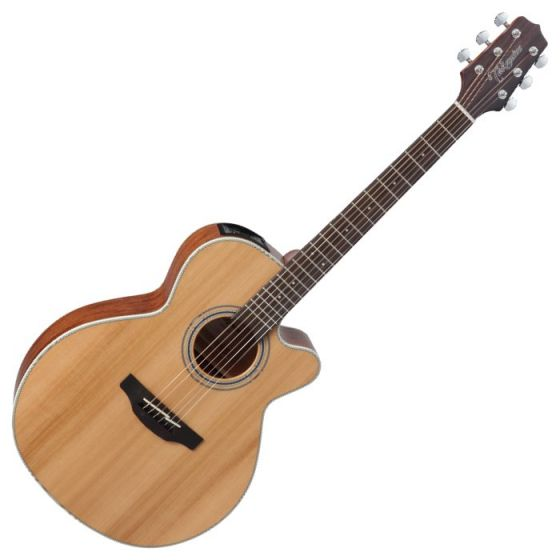 Takamine GN20CE-NS G-Series G20 Cutaway Acoustic Electric Guitar Natural B-Stock TAKGN20CENS.B