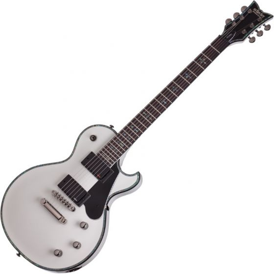 Schecter Solo-II Electric Guitar Gloss White sku number SCHECTER1779