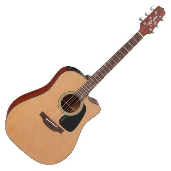 Takamine P1DC Pro Series 1 Cutaway Acoustic Guitar in Satin Finish B Stock sku number TAKP1DC.B
