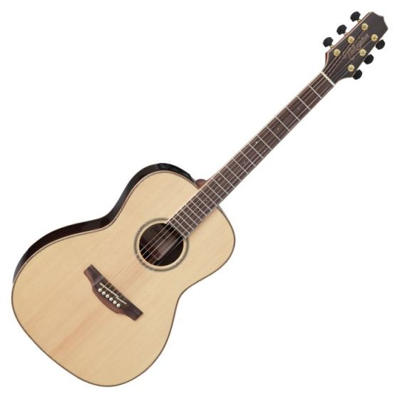 Takamine GY93E-NAT Acoustic Electric Guitar in Natural Finish B Stock sku number TAKGY93ENAT.B
