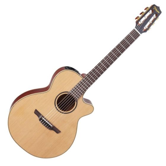 Takamine P3FCN Pro Series 3 Nylon Acoustic Electric Guitar in Satin Finish B Stock sku number TAKP3FCN.B