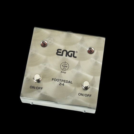 ENGL Amps Z4 FOOTSWITCH METAL / LED Z4