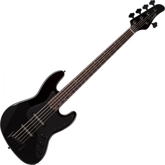 Schecter J-5 Electric Bass in Black SCHECTER2913