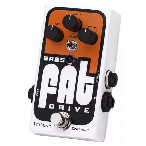 Pigtronix Bass Fat Analog Tube Emulator & Overdrive Pedal sku number BOD