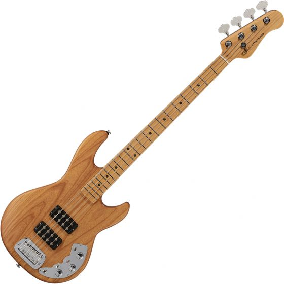 G&L CLF Research L-2000 Electric Bass Natural Ash L2000-CLF-NAT-MP