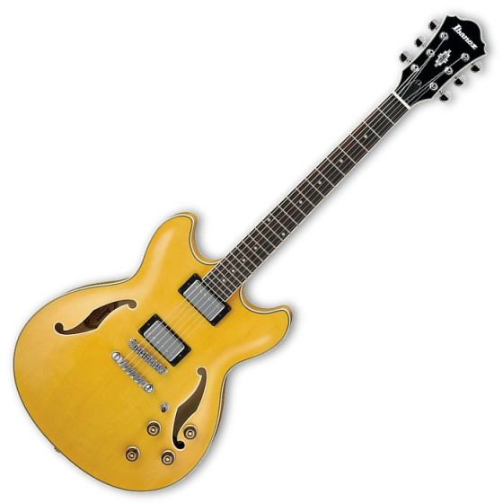 Ibanez Artcore AS73 Semi-Hollow Electric Guitar in Antique Amber AS73AA