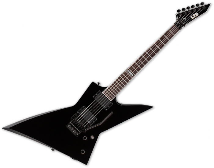 ESP LTD EX-401FR Electric Guitar Black B-Stock LEX401FRBLK.B