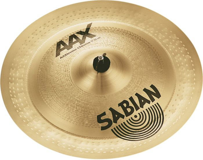"Sabian 17"" AAX X-Treme Chinese Brilliant Finish 21786XB"