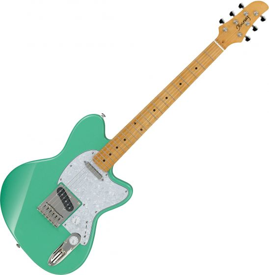 Ibanez Talman Standard TM302PM Electric Guitar Sea Foam Green TM302PMSFG