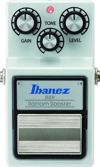 Ibanez BB9 Bottom Boost Pedal BB9