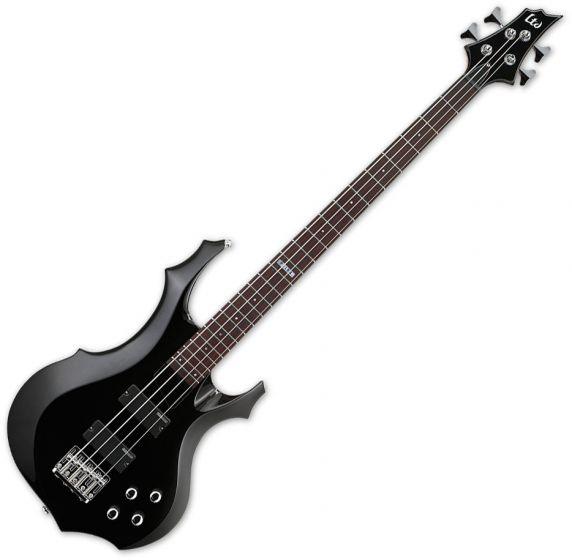 ESP LTD F-104 Bass in Black sku number LF104BLK