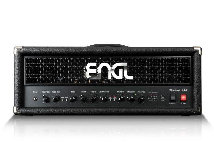 ENGL Amps E635 FIREBALL 100 Watt HEAD E635