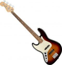 Fender Player Jazz Bass Electric Guitar Left-Handed 3-Color Sunburst 0149923500