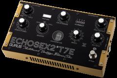 Gurus Echosex 2 T7E Real Binson Multihead Tube Driven Delay Pedal GURUS-ES2T7E