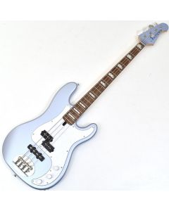 Lakland Skyline Series 44-64 Custom PJ Electric Bass Ice Blue Metallic S44-64 Custom IBM