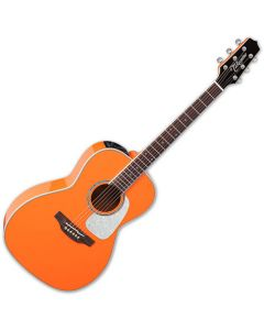Takamine CP3NY OR New Yorker Acoustic Electric Guitar Gloss Orange TAKCP3NYOR