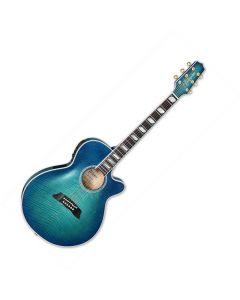 Takamine TSP178AC SBB Acoustic Electric Guitar Gloss See-Thru Blue Burst TAKTSP178ACSBB