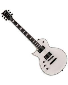 ESP LTD EC-1001T CTM Left Handed Electric Guitar Snow White LEC1001TCTMSWLH