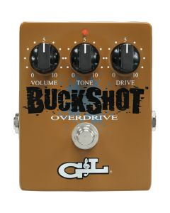 G&L Buckshot Overdrive Pedal Buckshot