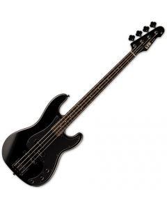 ESP LTD Surveyor '87 Electric Bass Black LSURVEYOR87BLK