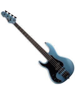 ESP LTD AP-4 Left Handed Electric Bass Pelham Blue LAP4PBLH