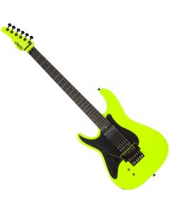 Schecter Sun Valley Super Shredder FR S Guitar Birch Green Left Hand SCHECTER1275