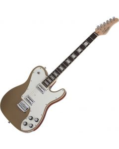 Schecter PT Fastback Electric Guitar Gold Top SCHECTER2147
