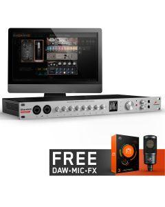 Antelope Audio Discrete 8 Synergy Core Audio Interface sku number Discrete 8 Synergy Core