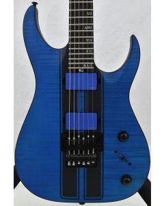 Schecter Banshee GT FR Electric Guitar Satin Trans Blue B-Stock sku number SCHECTER1520.B