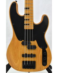 Schecter Model-T Session Electric Bass Aged Natural Satin B-Stock SCHECTER2848.B
